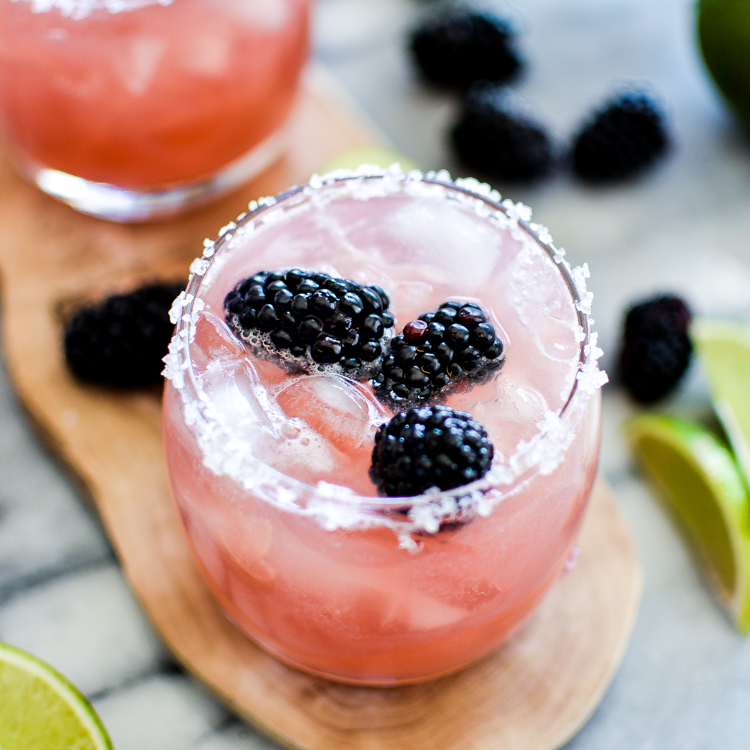 ... Lime Spritzer // Blackberry Lime Margaritas // Strawberry Limeade