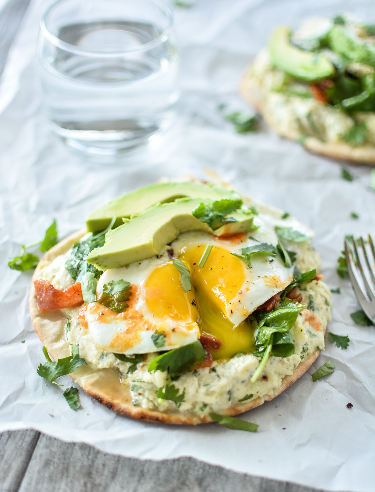 from the pita bread that has me so obsessed with breakfast pitas ...
