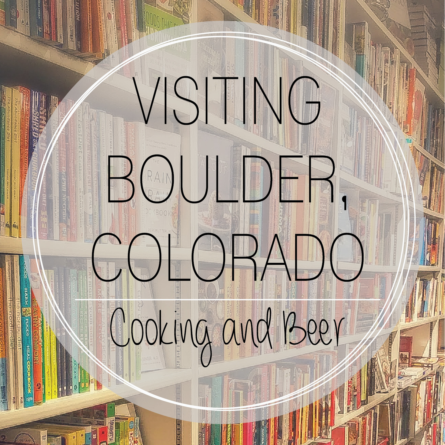 Discovering Boulder, Colorado: a look into where to eat, where to shop and where to visit on a budget provided by Discover it® Miles! | www.cookingandbeer.com