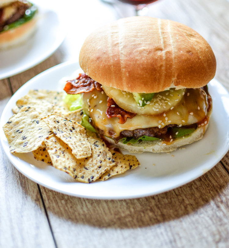 Hawaiian Teriyaki Burgers are a dinner recipe that needs to be added to your weekly menu!
