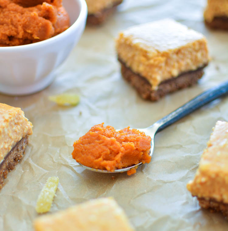 cheesecake bars with lemon ginger cheesecake bars pumpkin cheesecake ...